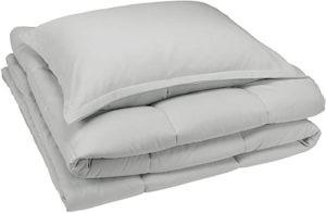 Amazon Basics Comforter Set in 2021