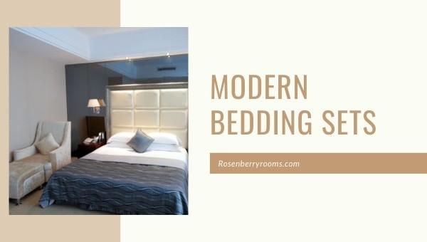 Best Modern Bedding Sets (2021)